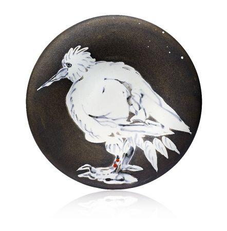 Cerámica Picasso - Oiseau No. 76 (Bird No. 76), 1963