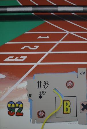 Múltiple Klasen - Olympic Centennial