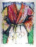 Litografía Dine - Olympic Robe