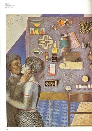 Libro Ilustrado Gentilini - Omaggio a Franco Gentilini
