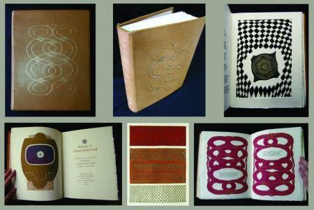 Grabado Allix - Omar Khayyam - The Rubaiyat