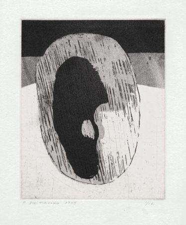 Litografía Dmitrienko - Ombre I