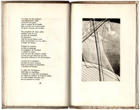 Libro Ilustrado Hayter - Ombres Portées