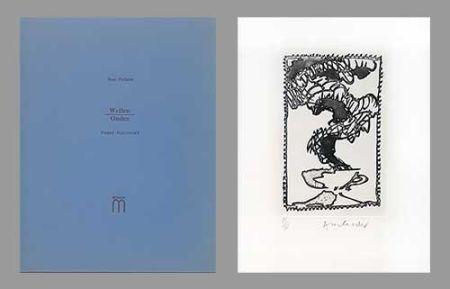 Libro Ilustrado Alechinsky - Ondes
