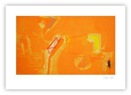 Grabado Capa - Orange - yellow