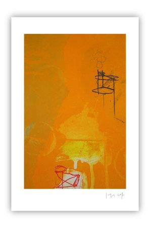 Grabado Capa - Orange (S.A.)