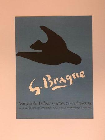 Cartel Braque - Orangerie des tuileries