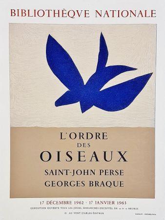 Cartel Braque - Ordre des oiseaux