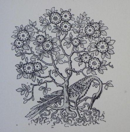 Grabado En Madera Grasset - Ornements typographiques
