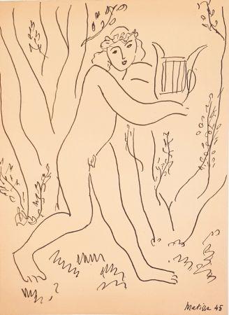 Sin Técnico Matisse - Orphée  Les Musiciens Celébres