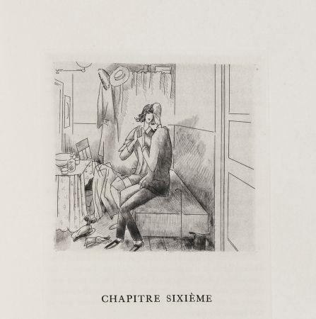 Libro Ilustrado Laboureur - Oscar Wilde : LE PORTRAIT DE DORIAN GRAY. 23 gravures originales (1928)