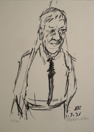 Libro Ilustrado Kokoschka - Oskar Kokoschka. Das druckgraphische Werk / Das druckgraphische Werk II
