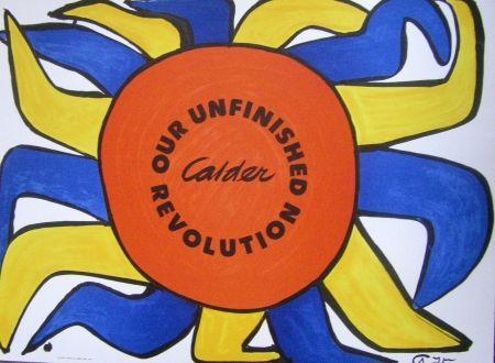 Cartel Calder - Our Unfinished Revolution