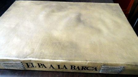 Libro Ilustrado Tàpies - Pa a la Barca