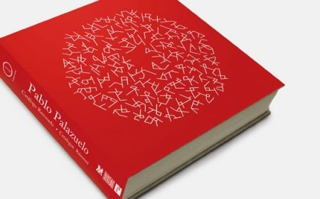 Libro Ilustrado Palazuelo - Pablo Palazuelo Catalogue Raisonné