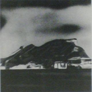 Litografía Equipo Realidad - PAISAJE - Vista de Gilbraltar en julio de 1936