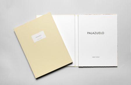 Libro Ilustrado Palazuelo - Palazuelo DLM 184 de luxe signé