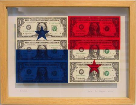 Sin Técnico Gagnon - Panama Dollarization Flag