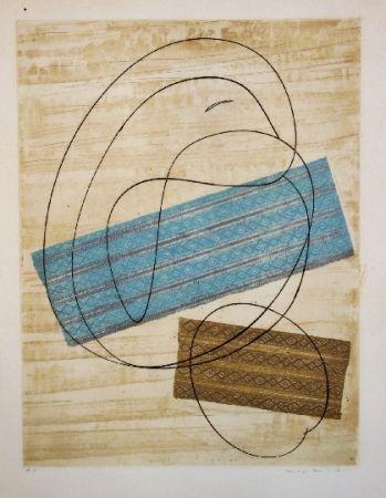 Aguafuerte Y Aguatinta Ernst - Papier peint
