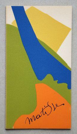 Libro Ilustrado Matisse - Papiers Découpés