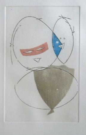 Aguafuerte Y Aguatinta Ernst - Paramythes