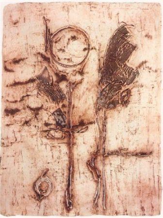 Grabado Frankenthaler - Parets