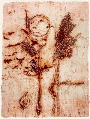 Carborundo Frankenthaler - Parets