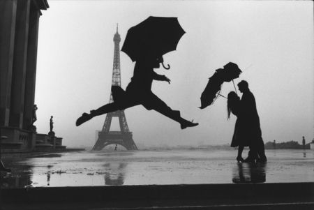 Fotografía Erwitt - Paris