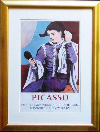 Litografía Picasso - Paris, Galerie Knoedler Signed