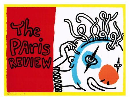 Serigrafía Haring - Paris Review