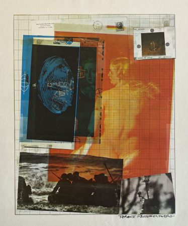 Offset Rauschenberg - Paris Review