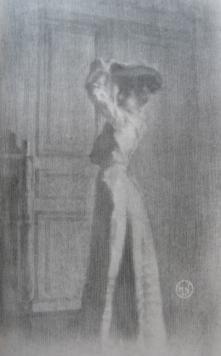 Litografía Neumont - Parisienne