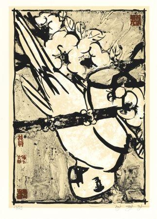 Litografía Tongzhengang - Parrot