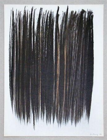 Offset Hartung - Pastel P. 1960-76