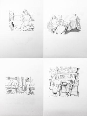 Libro Ilustrado Laboureur - Paul-Jean Toulet: LES CONTRERIMES.