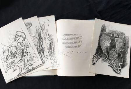 Libro Ilustrado Ernst - Paul Éluard : CHANSON COMPLÈTE. Lithographies de Max Ernst (1939)