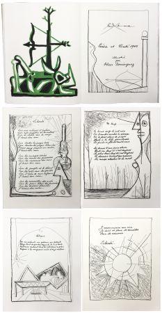 Libro Ilustrado Dominguez - Paul Éluard : POÉSIE ET VÉRITÉ 1942