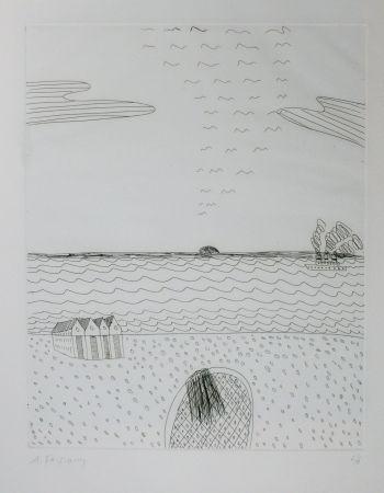 Punta Seca Fassianos - Paysage de mer