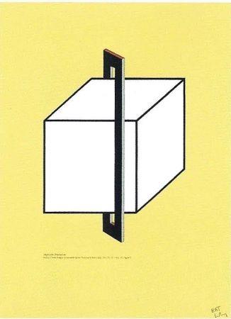 Litografía Molins - Penetracion imposible