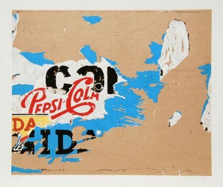 Serigrafía Rotella - Pepsi