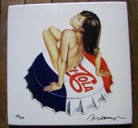 Monotipo Ramos - Pepsi Girl
