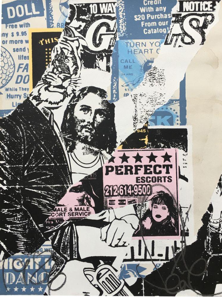 Litografía Faile - Perfect 10 Ways