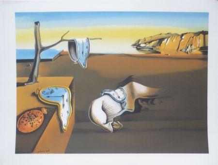 Litografía Dali - Persistance de la mémoire