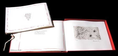 Libro Ilustrado Alechinsky - Petit soleil des solitudes