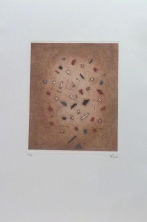 Grabado Piza - Petite lueur