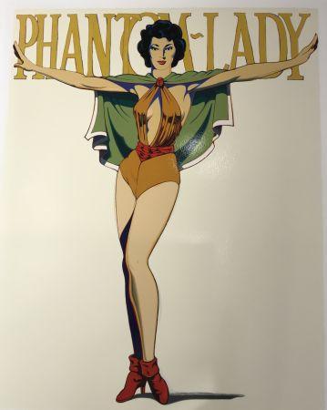 Serigrafía Ramos - Phantom Lady