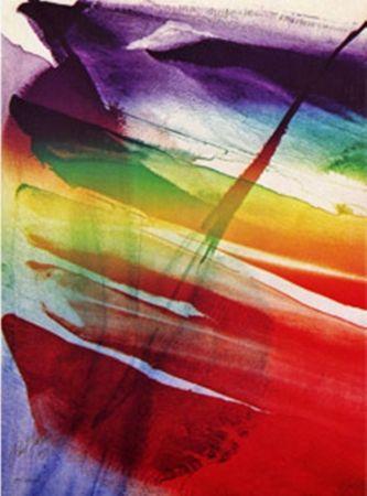 Litografía Jenkins - Phenomena Franklin's Kite
