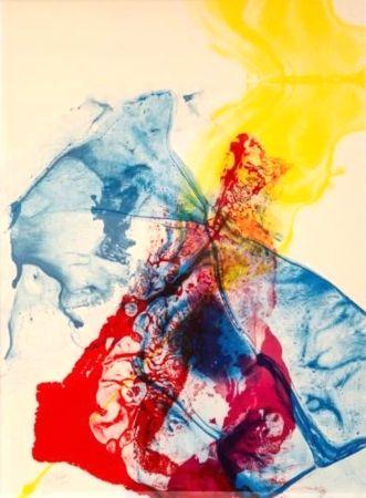 Litografía Jenkins - Phenomena: Katherine Wheel