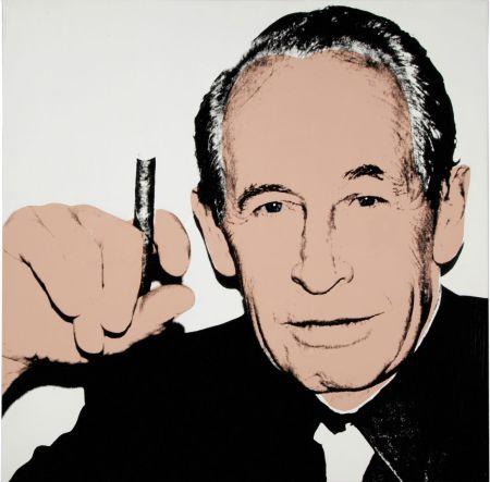 Serigrafía Warhol - Philip Rosenthal