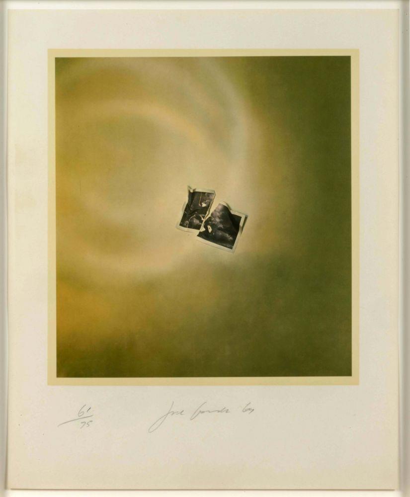 Litografía Goode - Photo Cloud (Green)